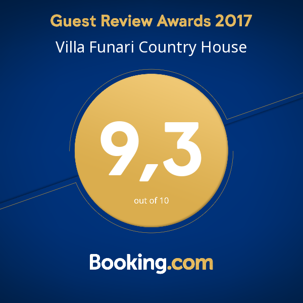 Booking - Guest review Awards 2017